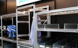 メタルシステムラックの出店イベント「ライフスタイルWeek国際インテリア雑貨EXPO夏」に行ってきました!