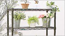 植物・ガーデン用ラック